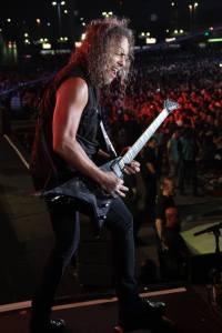 Metallica Kirk Hammit