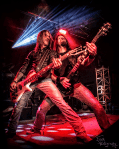 Rex Brown for NAMM 2014