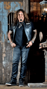 Testament Chuck Billy