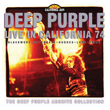 Deep Purple Live In California