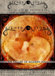 Etched In Stone - The Failure of Modern Man