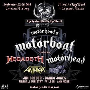 Motorhead's Motorboat