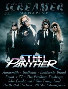 Screamer Magazine May 2014