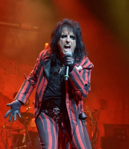 Masters of Madness Tour with Alice Cooper and Marilyn Manson