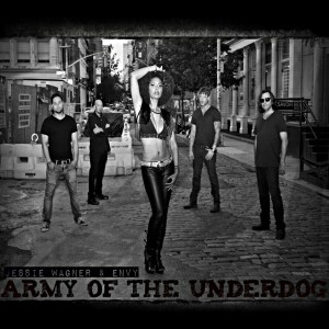 Jessie Wagner & Envy Army of the Underdog