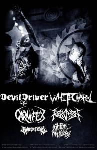 carinfex whitechapel tour 5-14-14