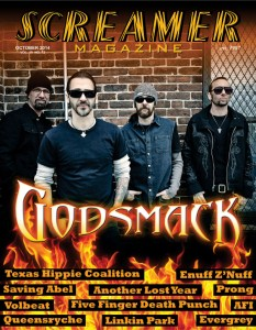 Screamer Magazine October 2014