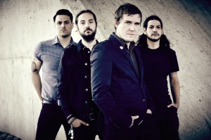 The Gaslight Anthem - Photo Credit Pamela Littky
