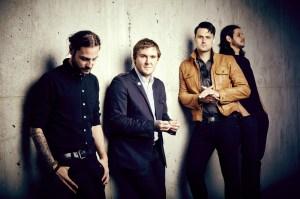 The Gaslight Anthem - Photo Credit: Pamela Littky
