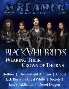 Screamer Magazine November 2014
