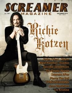 Screamer Magazine December 2014