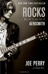 CROP Joe Perry book