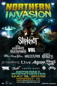 Northern Invasion 2015