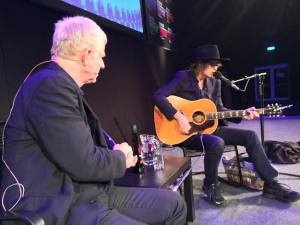 The Waterboys live 12-1-14