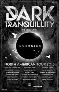 Insomnium Flyer