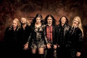 Nightwish 2015 - Photo by Ville Akseli Juurikkala