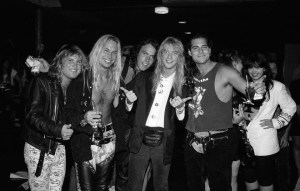 Cold Shot with Jani Lane of Warrant