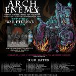 Arch Enemy Poster 2015