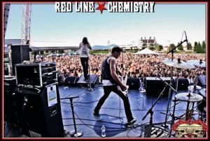RED LINE CHEMISTRY LIVE SHOT FB 7-17-15