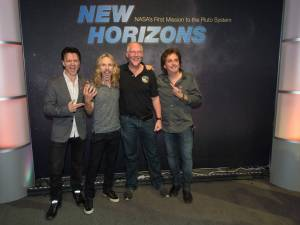Styx with New Horizons Team