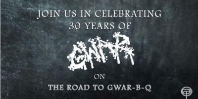 GWAR BQ poster