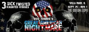 ROB ZOMBIE GRT AMER NIGHTMRE FB 8-24-15