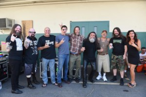 Slayer onset Repentless 2015 A