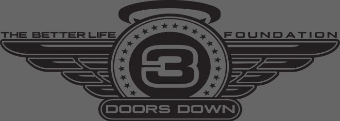 3 DOORS DOWN BETTER LIFE FOUNDATION 9-25-15