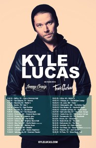 KYLE LUCAS TOUR 9-25-15