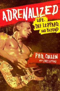 Phil Collen Adrenalized med