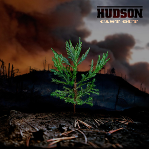 CROP Hi Res Cover Art for HUDSON's Cast Out EP