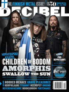 Children of Bodom - Decibel 2015