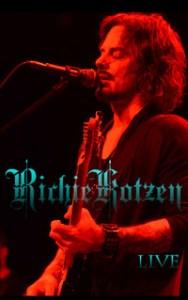 Richie Kotzen Live DVD
