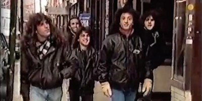 Anthrax documentary