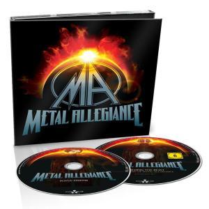 Metal Allegiance CD