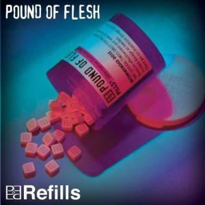POUND OF FLESH - CD ART -  1-11-15