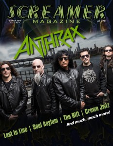 Screamer Magazine March 2016