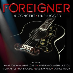 In Concert Unplugged FRONT COVER