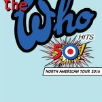 The Who Poster 2016