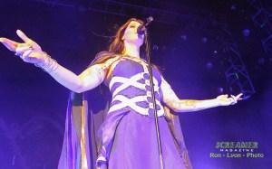 Nightwish's Floor Jansen