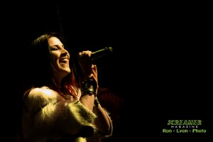 Delain's Charlotte Wessels