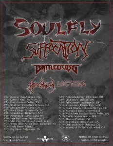 Soulfly Poster 2016