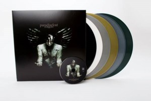 PARADISE LOST - vinyl pic - 4-21-16