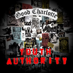 GOOD CHARLOTTE - cd art1 - 5-13-16