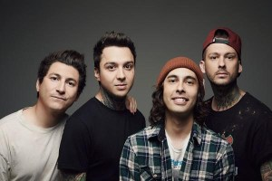 PIERCE THE VEIL - band promo - 5-23-16