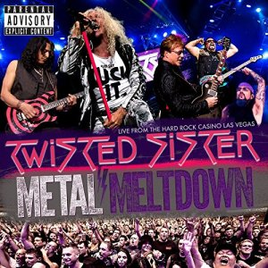 Twisted Sister Metal Meltdown large