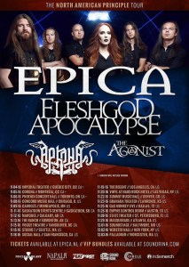 Epica Poster 2016