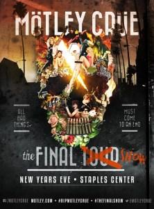 Motley Crue Final Show