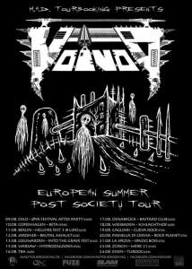 Voivod - Poster