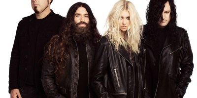 THE PRETTY RECKLESS – Making History